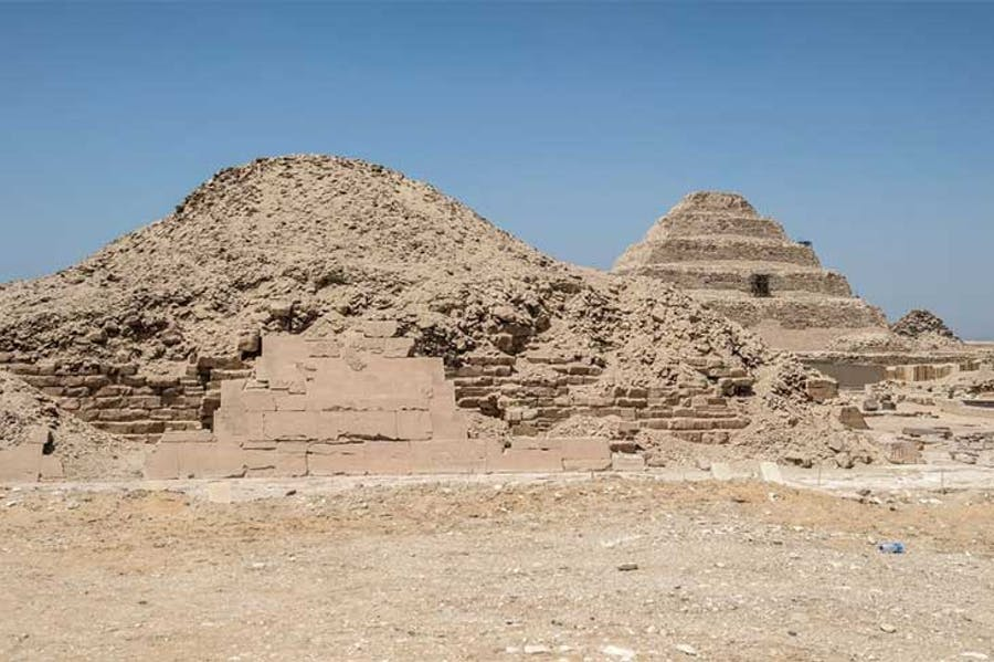 The art of building pyramids in ancient Egypt | Apollo Magazine