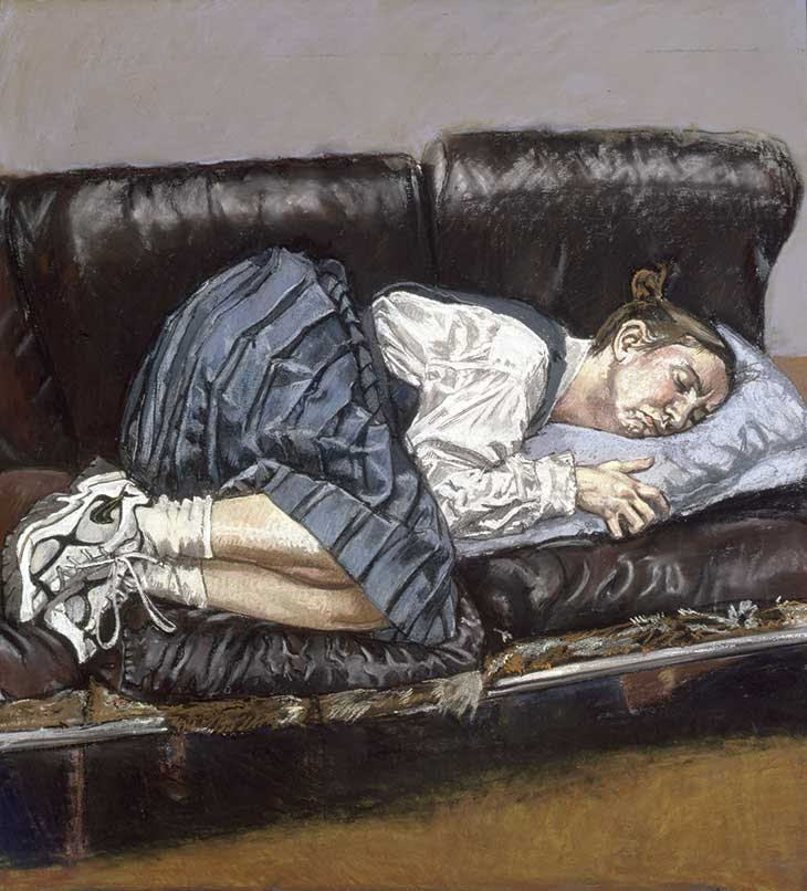 Untitled No. 4 (1998), Paula Rego.