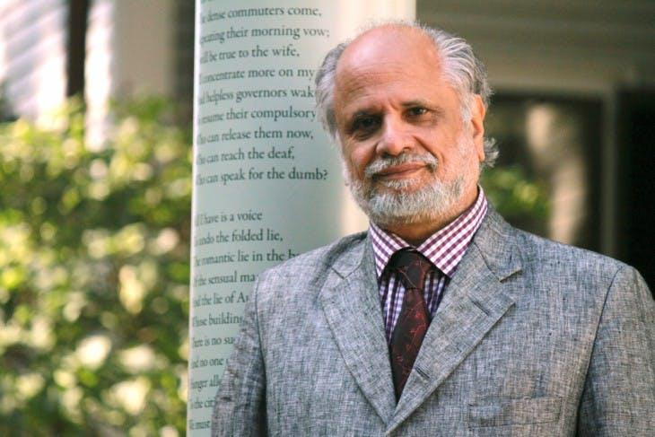 Professor Homi K. Bhabha.