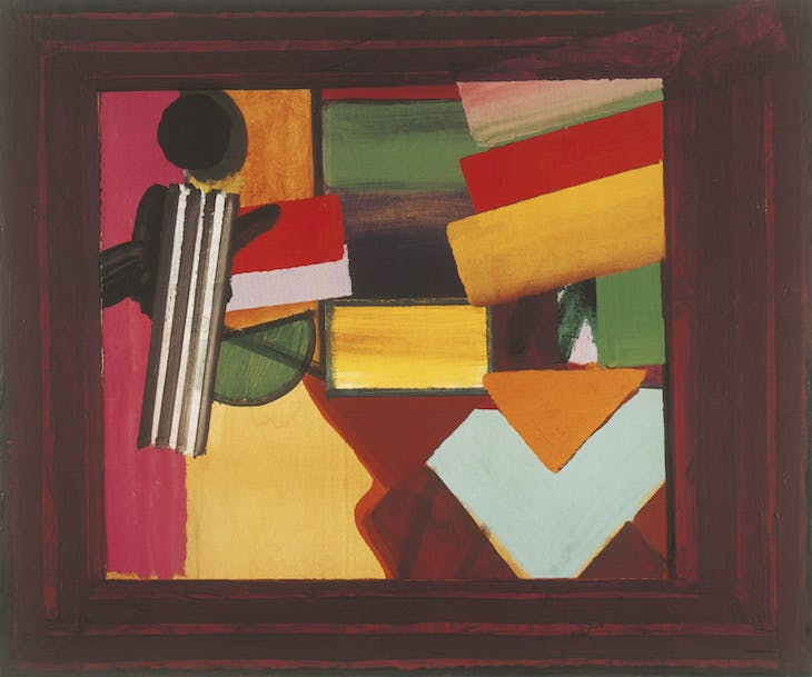 Talking About Art, Hodgkin