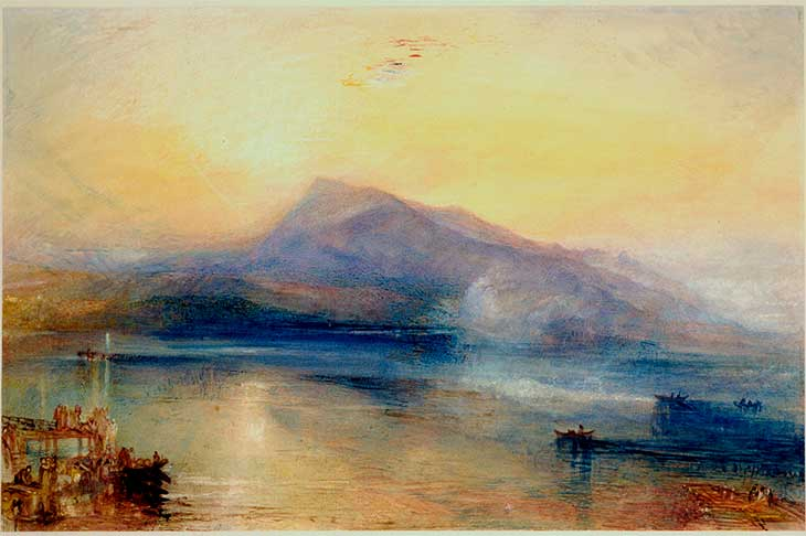 Turner Discoveries Life and Landscape
