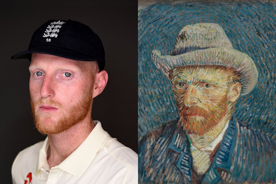 1a9053ce40e4f A portrait of the artist as Ben Stokes | Apollo Magazine