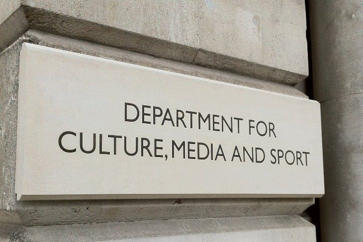 The Department for Culture, Media and Sport.