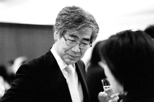 Fumio Nanjo in 2007.