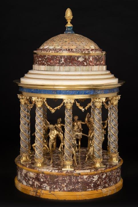 Table centrepiece (18th century), Luigi Valadier.