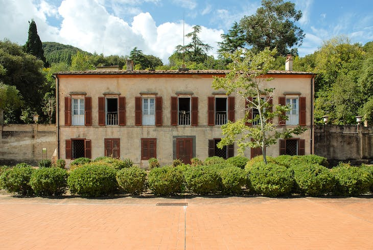 The Villa di San Martino, Elba.