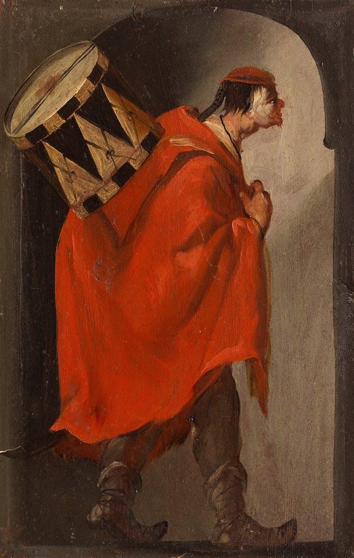 Pandur (1742), Josef Ignaz Mildorfer.