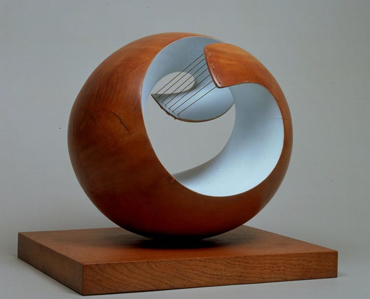 Pélagos (1946), Barbara Hepworth.