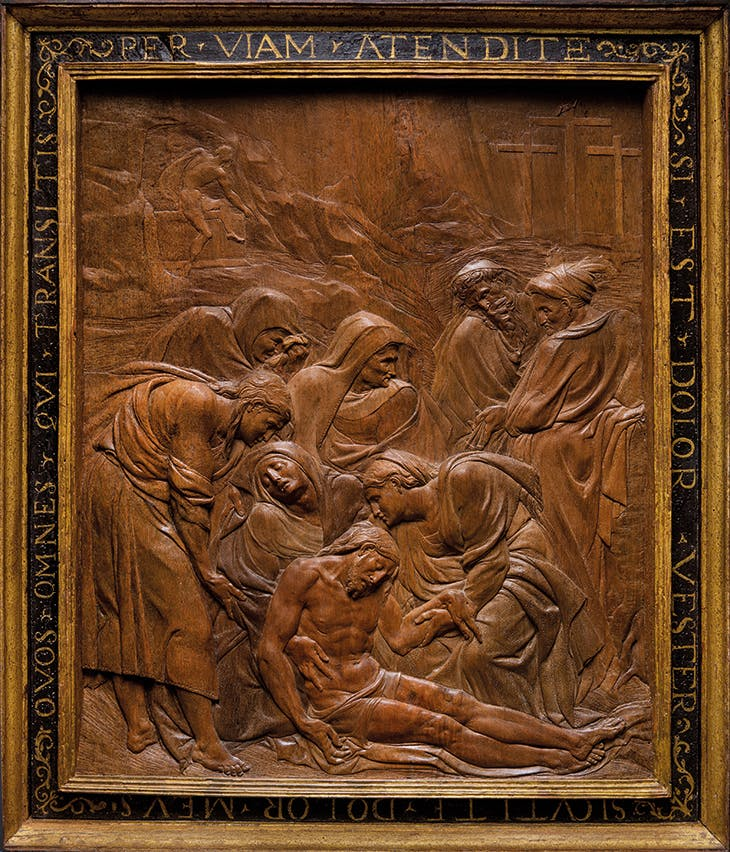 The Lamentation of Christ (c. 1518–19), Bartolomé Ordóñez