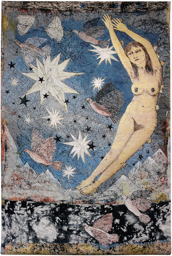 Sky (2012). Kiki Smith. Courtesy Pace Gallery; © Kiki Smith