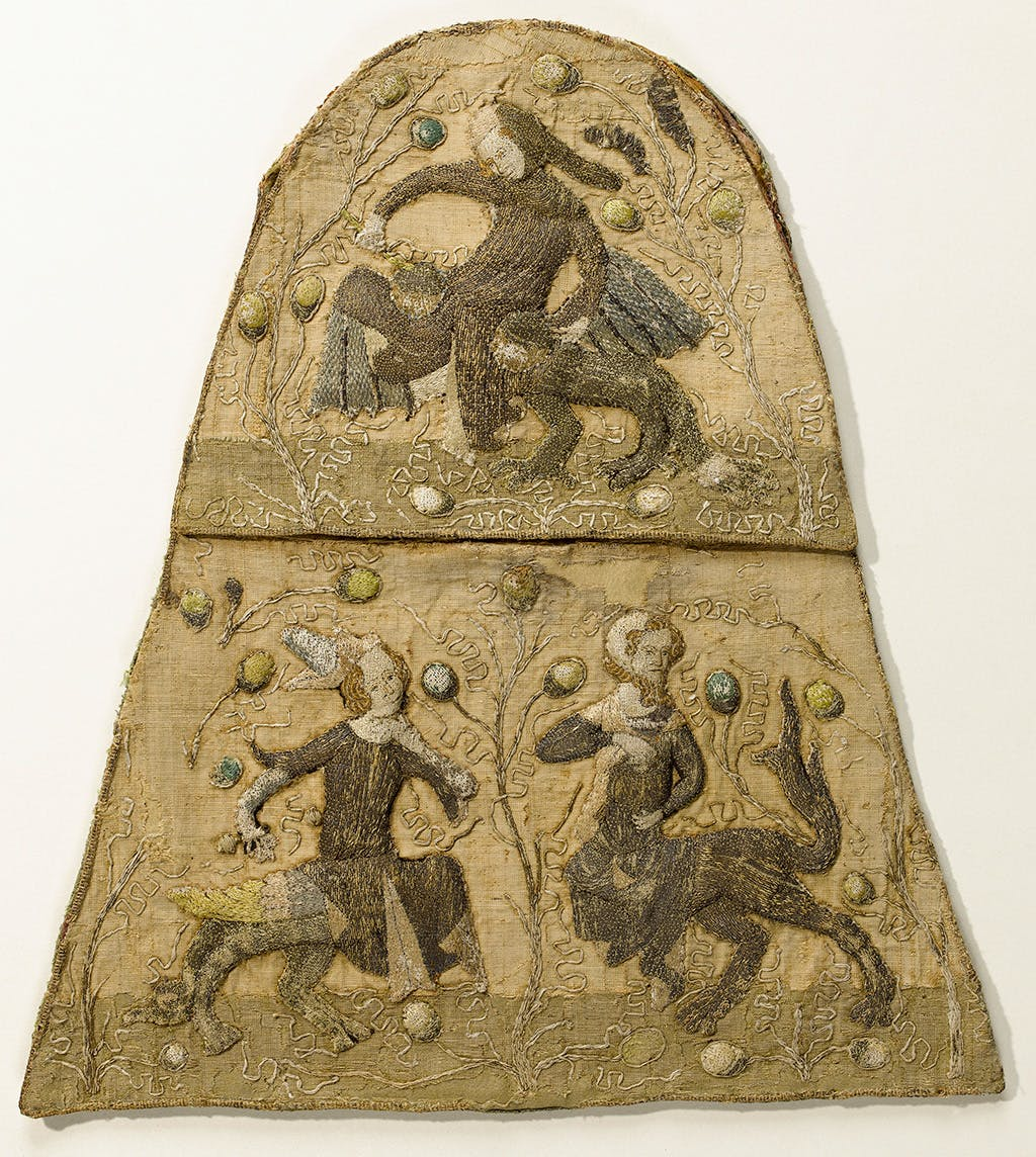 Hybrid Musicians (c. 1330–50), Paris.