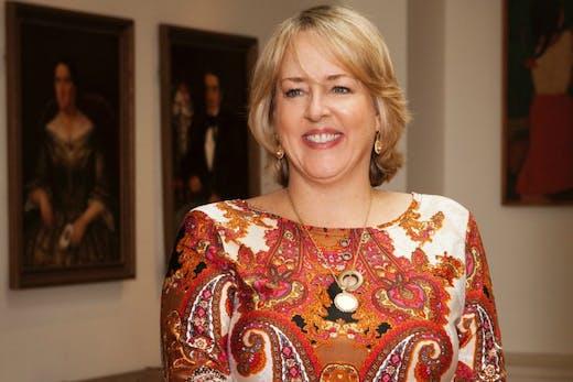 Dr Katherine Crawford Luber.