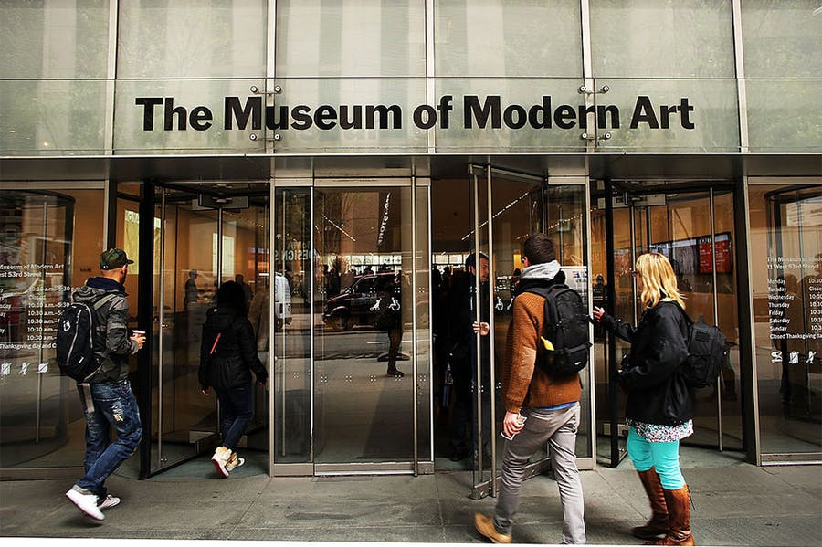 Museum of Modern Art, New York
