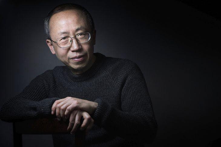 Huang Yong Ping in 2016.