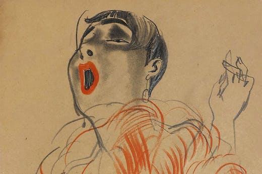 Chansonette (1928), Erna Schmidt-Caroll.