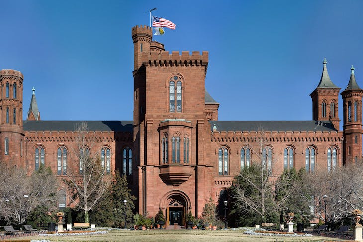 The Smithsonian Institution, Washington, D.C.