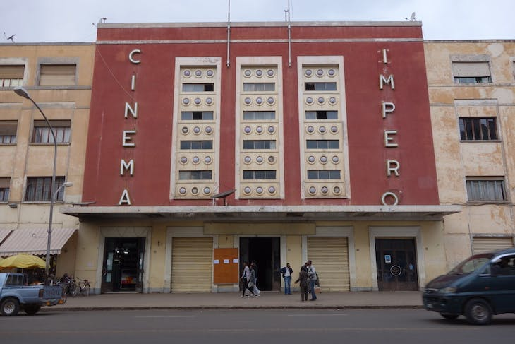 The Cinema Impero, Asmara