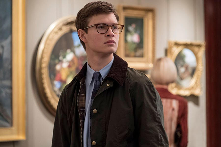 Ansel Elgort in The Goldfinch (2019)