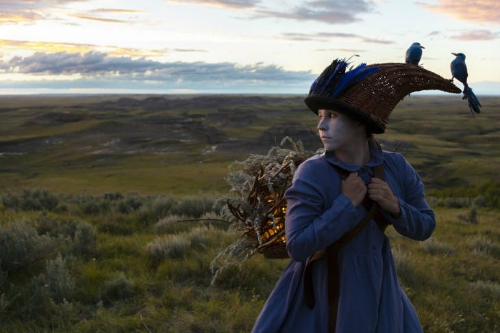 Lead Me to Places I Could Never Find on My Own I (2019), Meryl McMaster.