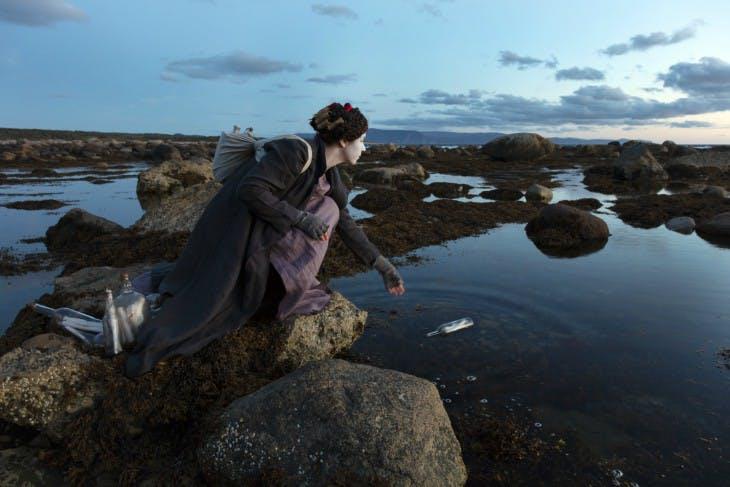 Ordovician Tide III (2019), Meryl McMaster.