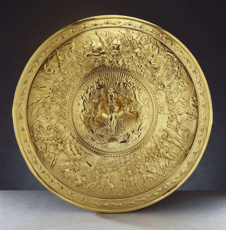 Shield of Achilles (1821), Philip Rundell.