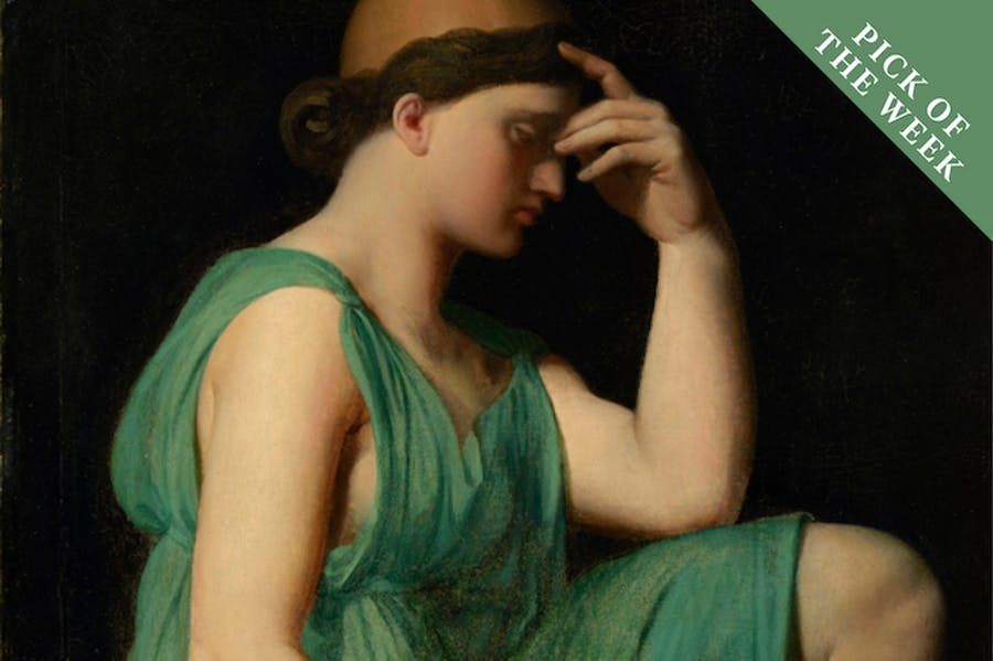 The Odyssey (detail; 1850), Jean-Auguste-Dominique Ingres.