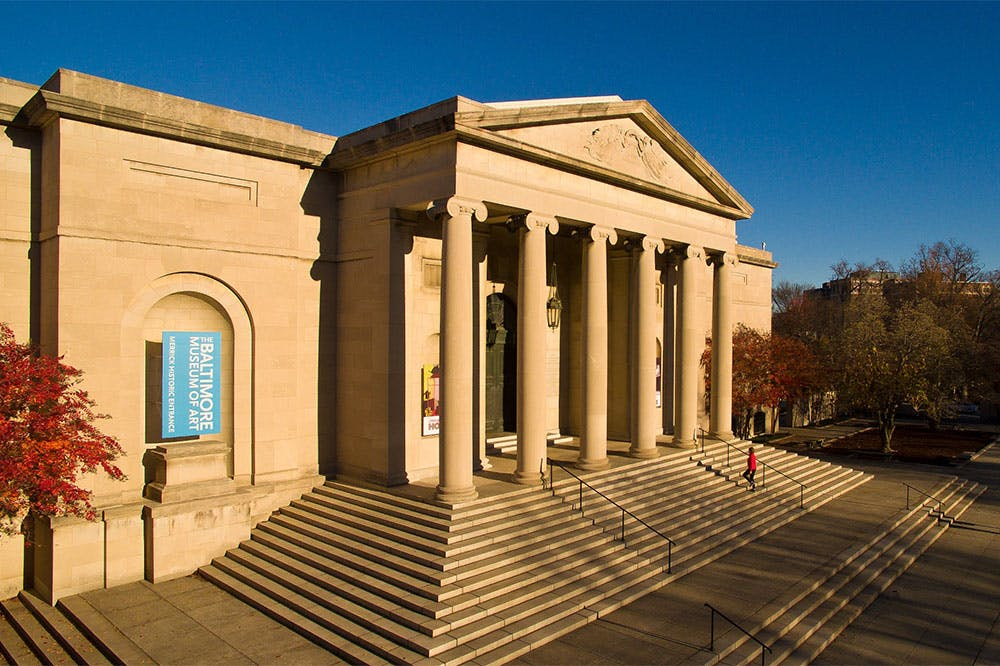 The Baltimore Museum of Art, which in May sold five artworks at auction for nearly $8 million to raise funds for new acquisitions. Would capitalising those works have allowed the institution to pursue its acquisition strategy without compromising its existing holdings?