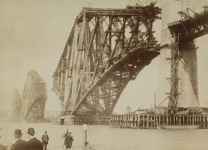 Forth Bridge (1888), George Washington Wilson.