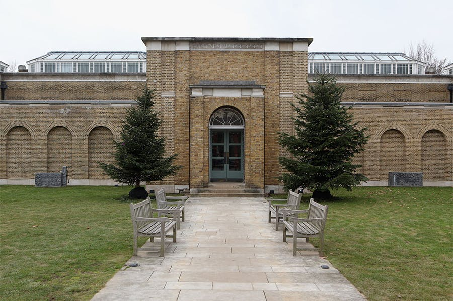 Dulwich Picture Gallery in London.