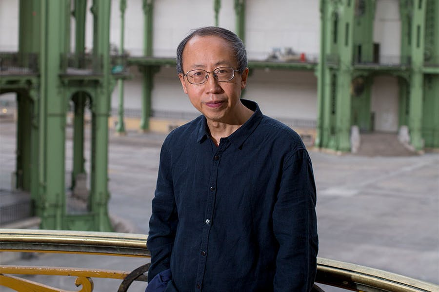 Huang Yong Ping at Monumenta, Grand Palais, Paris, 2016.