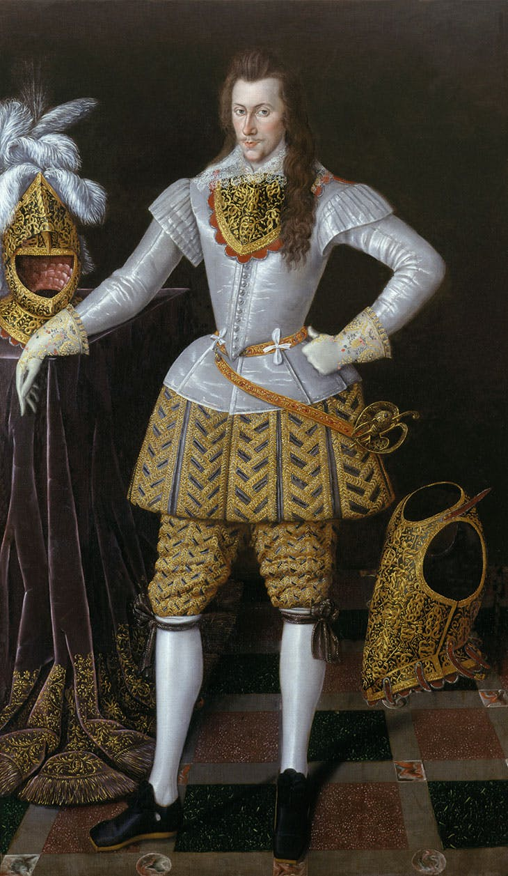 Henry Wriothesley, 3rd Earl of Southampton (1573–1624) (c. 1593–97), unknown artist