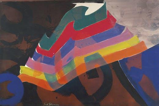 Stratalure (1980), Syd Solomon.