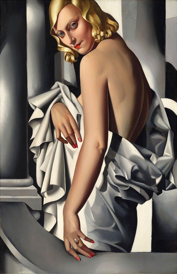Portrait de Marjorie Ferry (1932), Tamara de Lempicka.