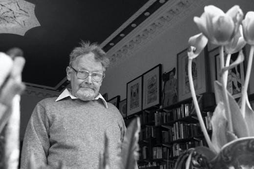 Alasdair Gray (1934–2019).