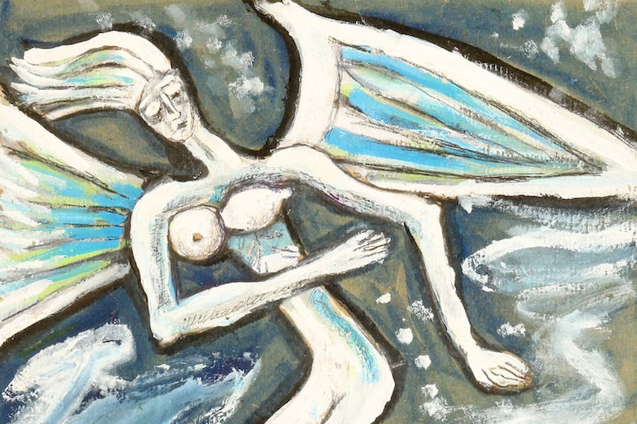 Luz (detail; c. 1966), Anna Kavan.