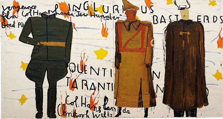 Inglourious Basterds (Film Notes) (2010), Rose Wylie