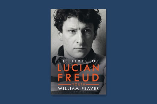 Cover 'The Lives of Lucian Freud: Youth' by William Feaver