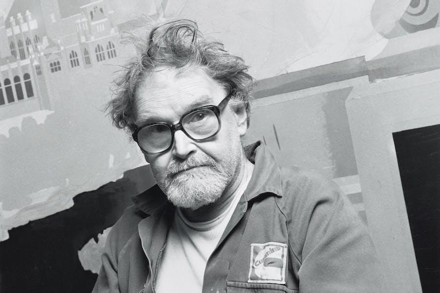 Alasdair Gray (2004), Norman McBeath.