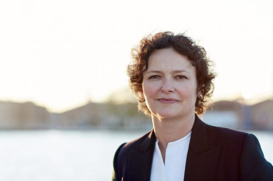 Cecilia Alemani who has been appointed director of the 59th Venice Biennale.