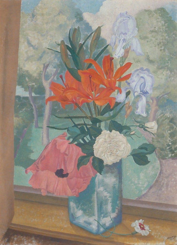 Summer Flower Piece (1930s), John Nash.