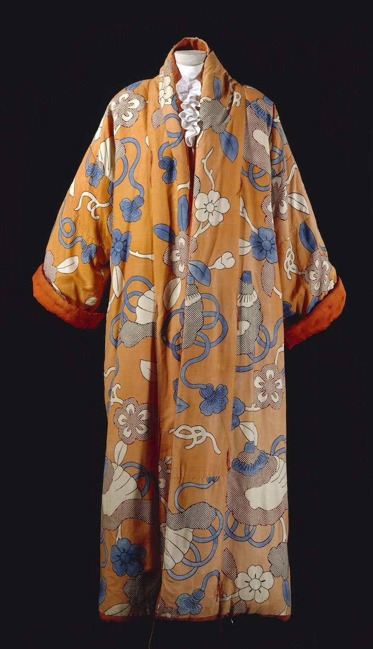 Night gown (Japonse Rock) (1700–50), Japan.