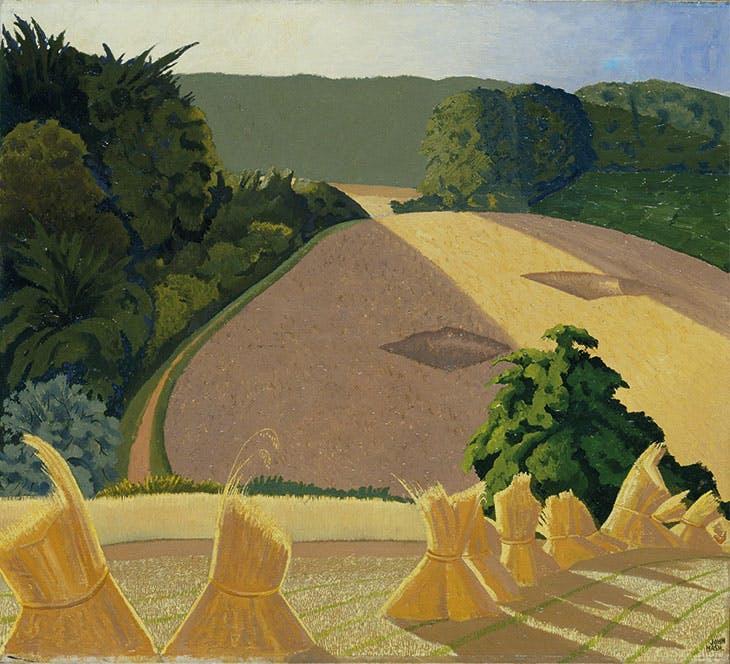 The Cornfield (1918), John Nash.