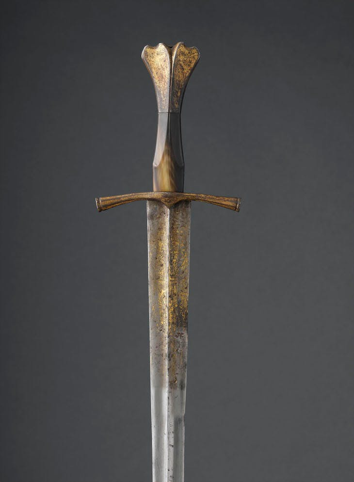 Sword of a duke of Milan (second half of 15th century), Italy.
