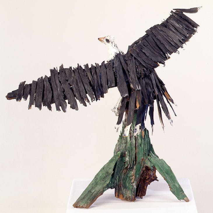 Eagle (1988), Ralph Griffin.