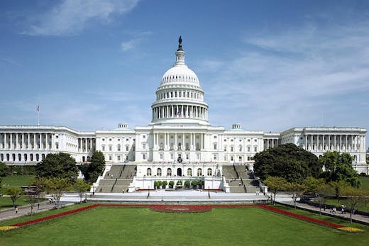 The American Alliance of Museums has written to Congress at the United States Capitol.