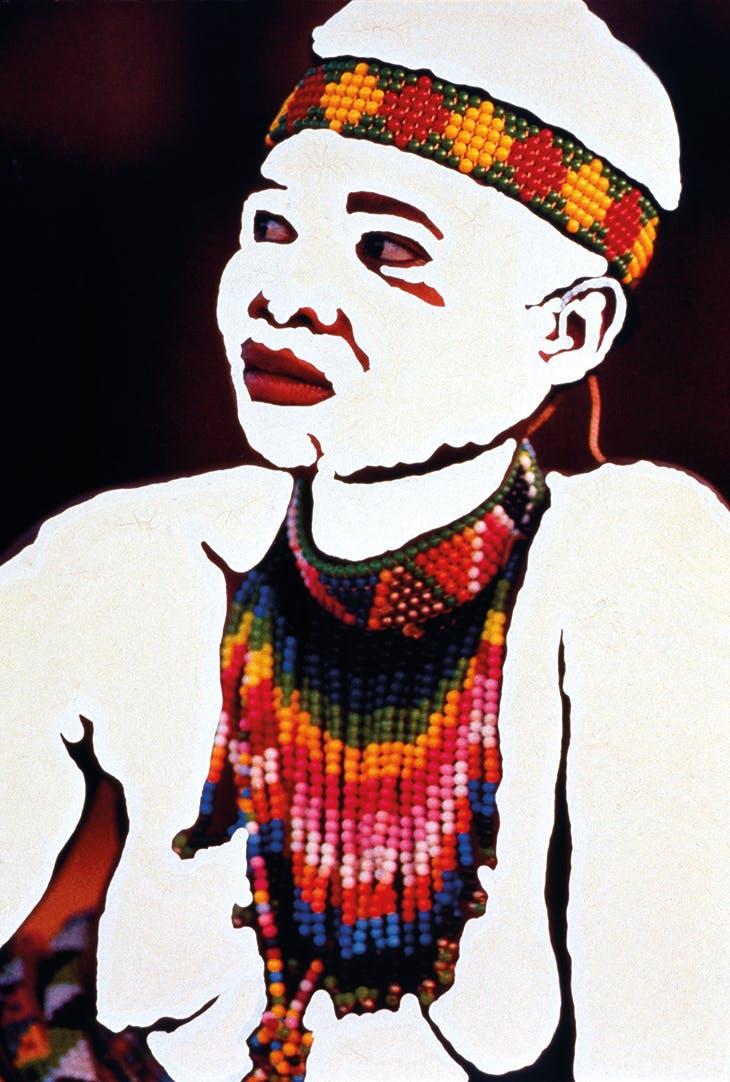 Ghost Series #6 (1994–96), Candice Breitz