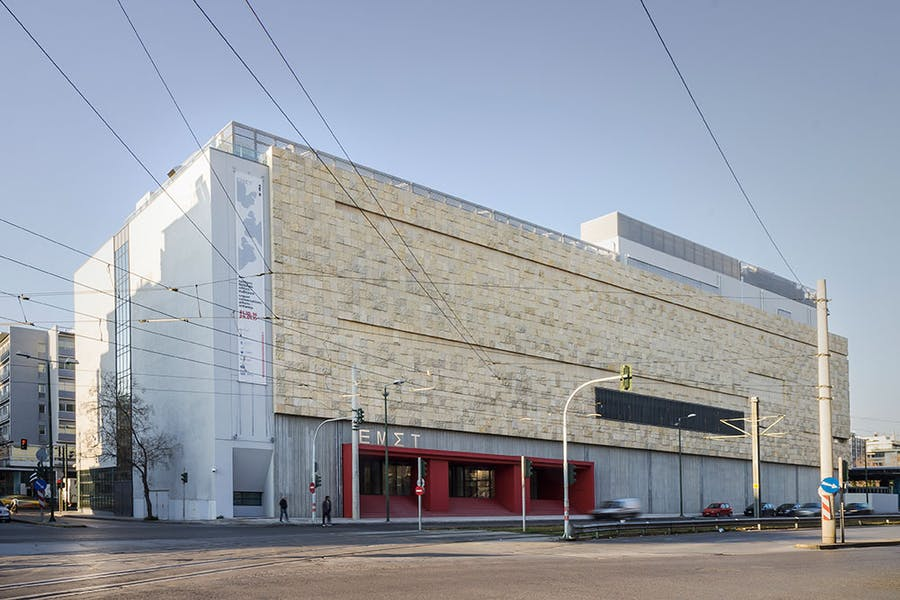 The National Museum of Contemporary Art (EMST) Athens.