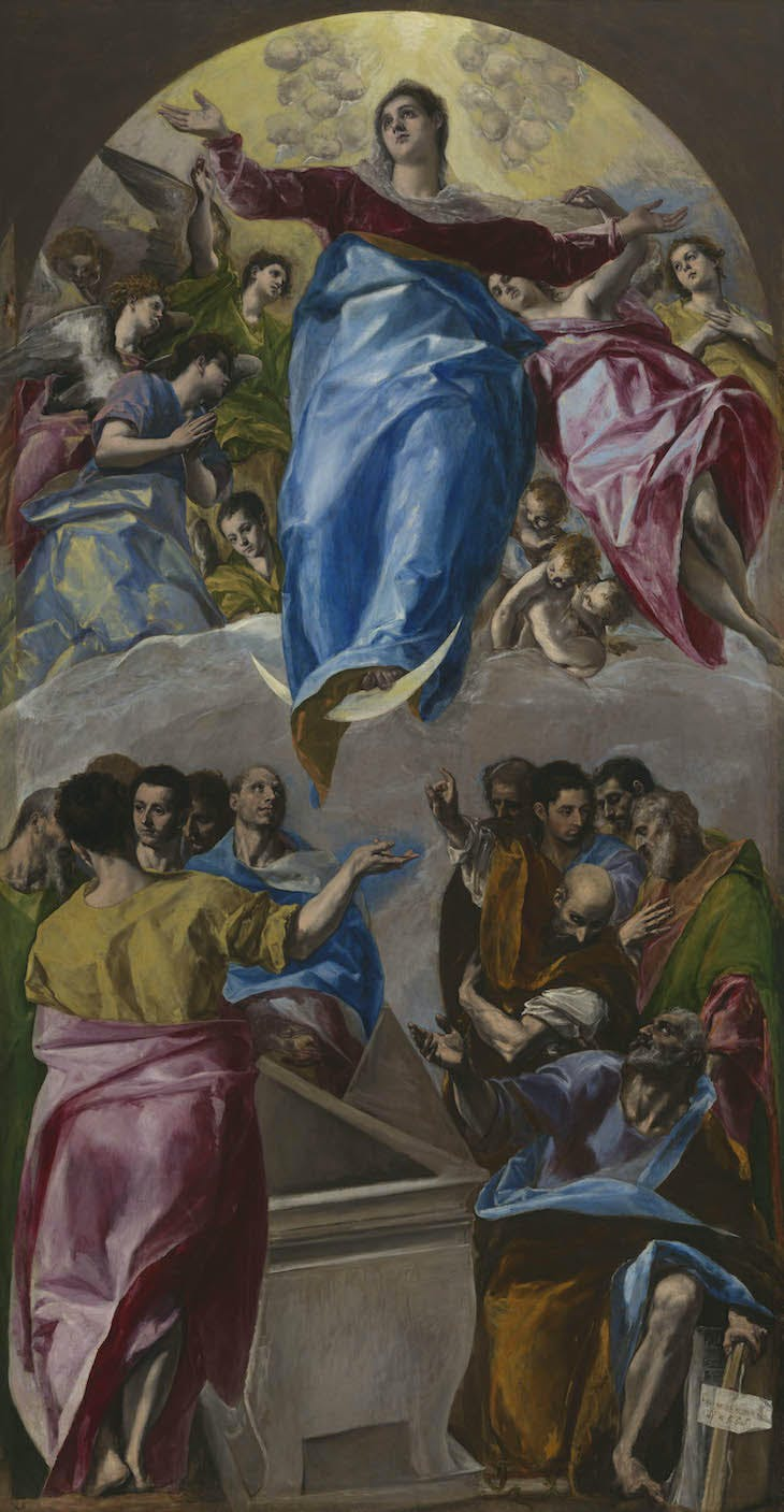 The Assumption of the Virgin (1577–79), El Greco