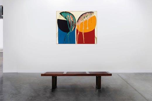 Screengrab of Fergus McCaffrey's online viewing room at Art Basel Hong, March 2020.