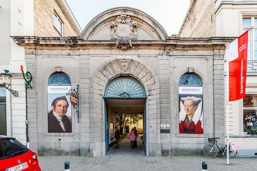 Photo: © Inge Kinnet i.o.v. Musea Brugge